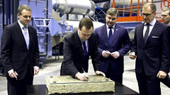 New Paroc production plant opened in Russia